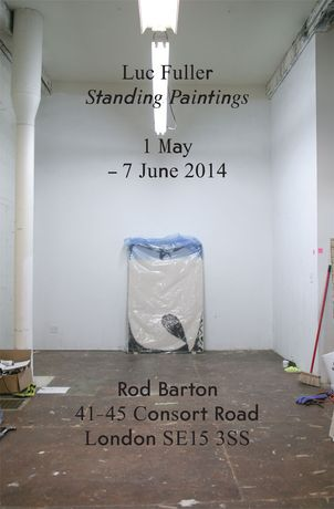 Luc Fuller Standing Paintings: Image 0