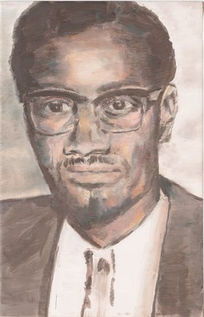 Lumumba, 2000, The Museum of Modern Art, New York.