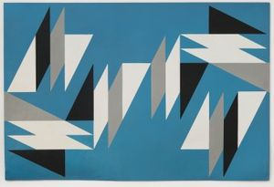 Lygia Clark. Modulated space