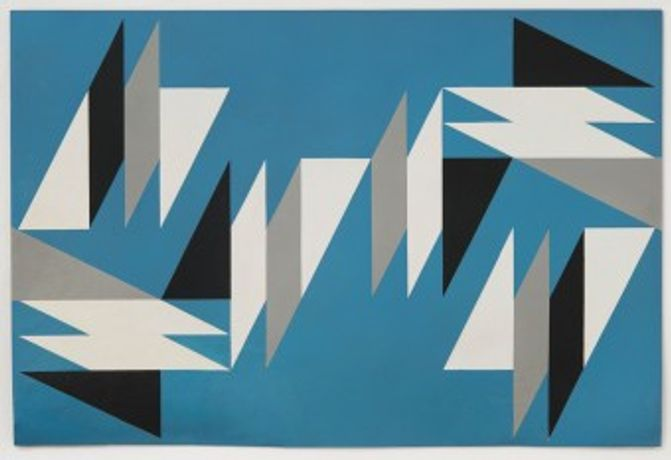 Lygia Clark. Modulated space: Image 0