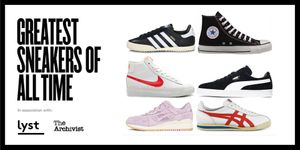 Lyst Presents: The Greatest Sneakers of All Time Exhibition