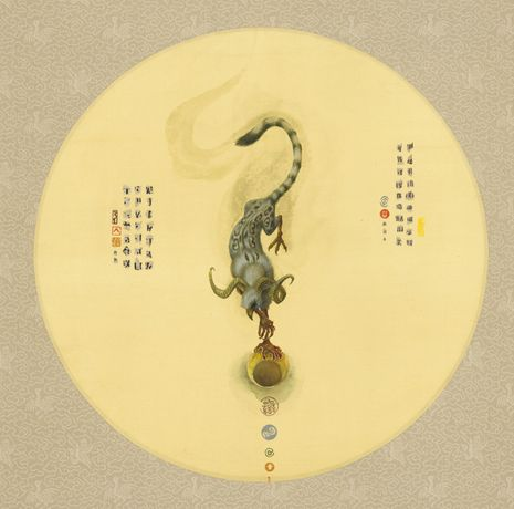 Ma Wei Solo Exhibition: Tales of the Spirit World: Image 3
