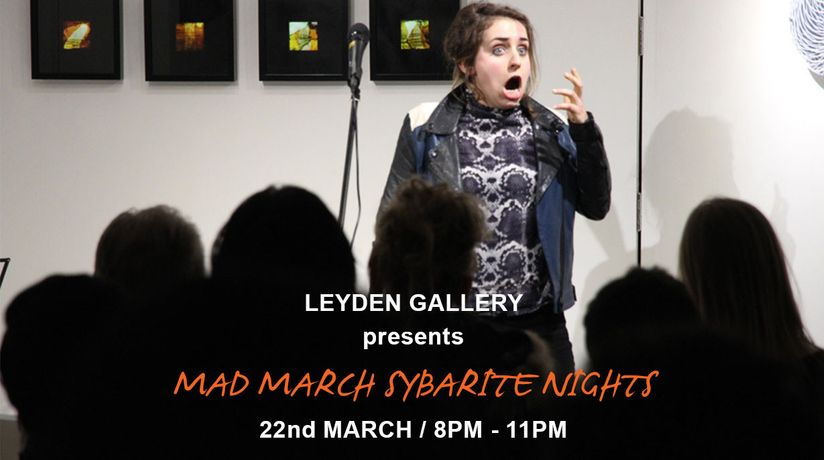 Mad March Sybarite Nights!: Image 0
