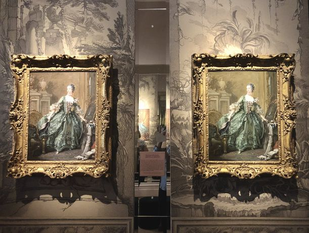 Painting and facsimile, originality and authenticity. Image (c) Waddesdon Image Library
