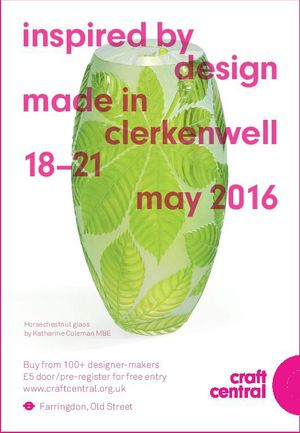 Made In Clerkenwell Spring 2016