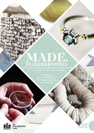 Made in Clerkenwell Winter 2015