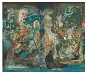 Madrepora. Cecily Brown