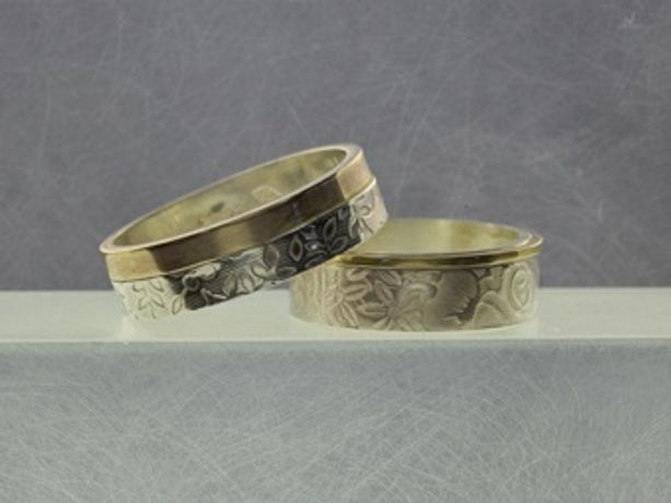 Make a silver ring with Melissa Hunt: Image 0