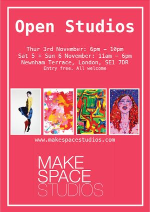 Make Space Open Studios 2016