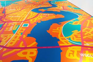 MAKE YOUR MARK: An Alternative Mapping Project at the Solent Showcase Gallery