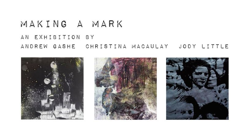 Making a Mark: Image 0