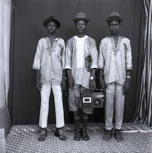Malick Sidibé: The Eye of Modern Mali
