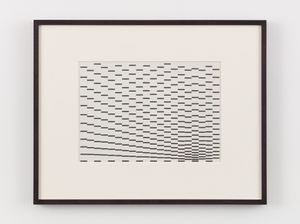 Manuel Espinosa, Black and White: Works on Paper from the 1970s