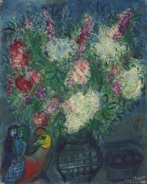 MARC CHAGALL AND HIS CONTEMPORARIES