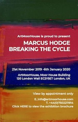 Marcus Hodge: Breaking The Cycle
