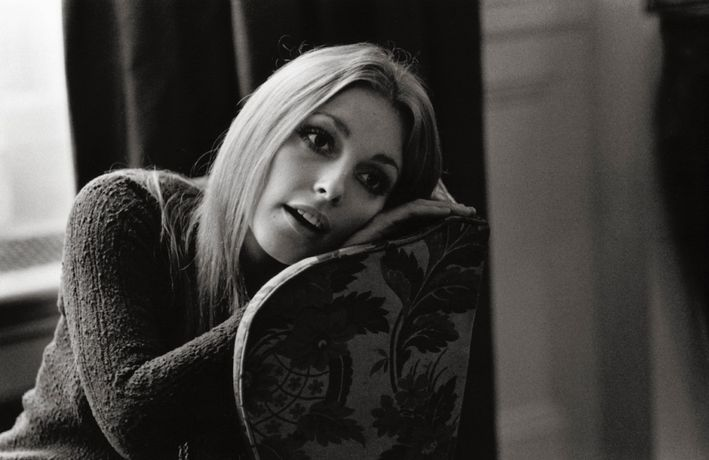 Sharon Tate by Marilyn Stafford