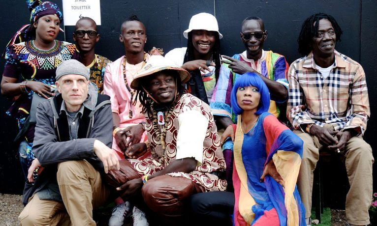 Mark Ernestus' Ndagga Rhythm Force: Image 0