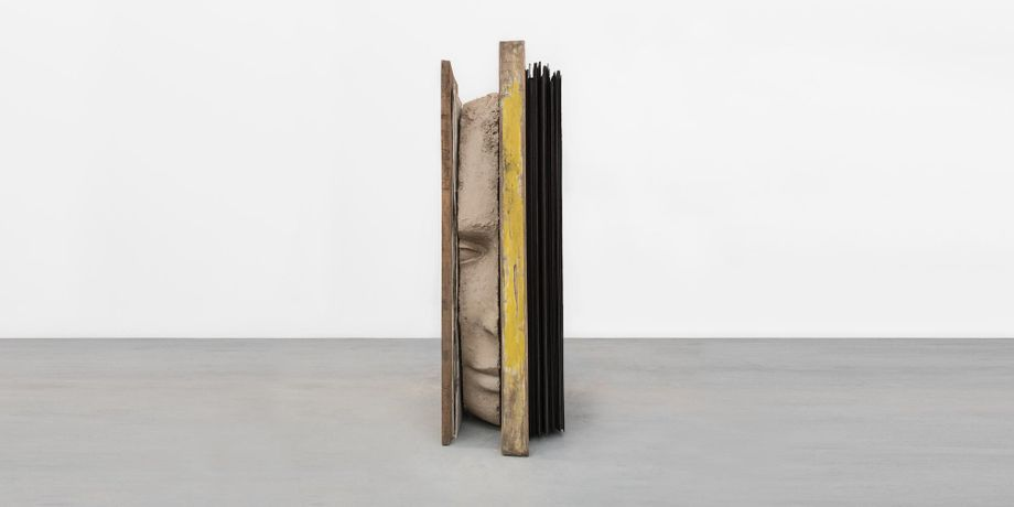 Mark Manders: Writing Yellow