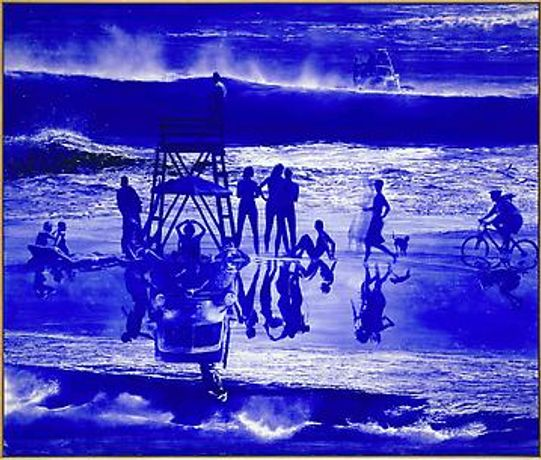 MARK TANSEY: Image 0