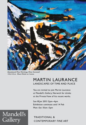 Martin Laurance - Landscapes of Time and Place