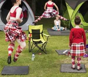 Martin Parr - Think of Scotland