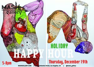 Mash Holiday Happy Hour