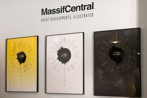 MassifCentral Launch Exhibition