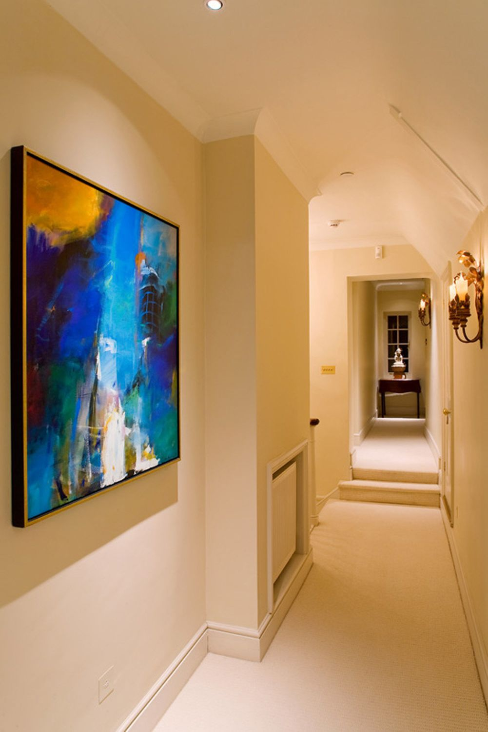 Lighting Basement Washroom Stairs: Master Class On Light And Art With Philip Mould And Sally