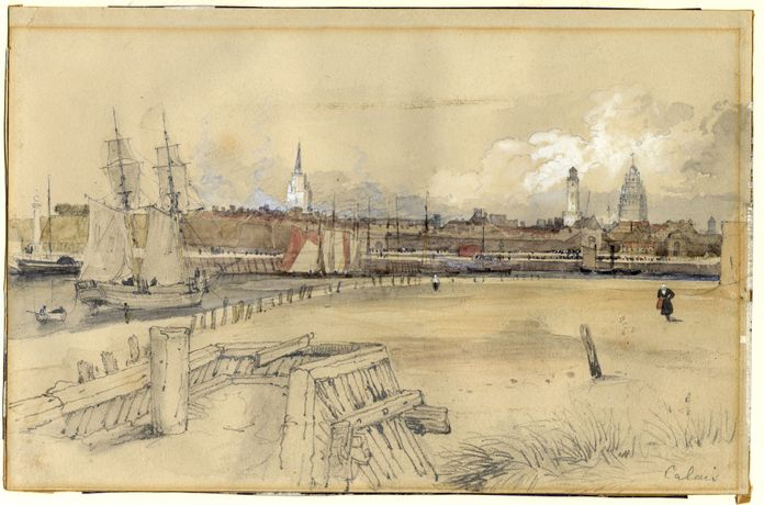 Master of Topography: John Ruskin's Debt to Samuel Prout: Image 0