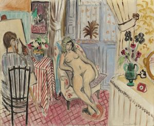 Matisse at Bernard Jacobson Gallery