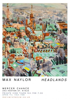 Max Naylor - Headlands