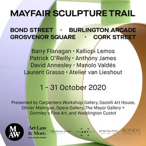Mayfair Sculpture Trail