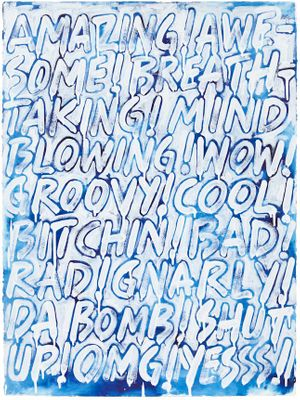 MEL BOCHNER:  WORKING DRAWINGS 1966  AND RECENT WORKS