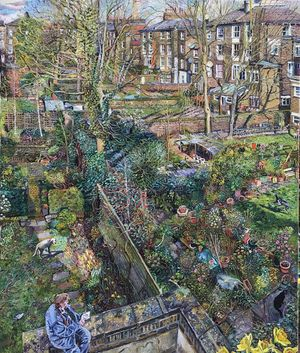 Melissa Scott-Miller 'London Paintings'