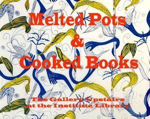 Melted Pots & Cooked Books