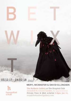 Meryl McMaster and David Ellingsen: Betwixt