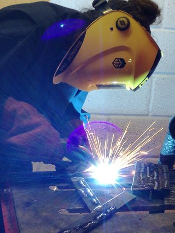 Metal Fabrication for Artists & Designers (Mon 23 & Tues 24 Nov 2020): Image 2