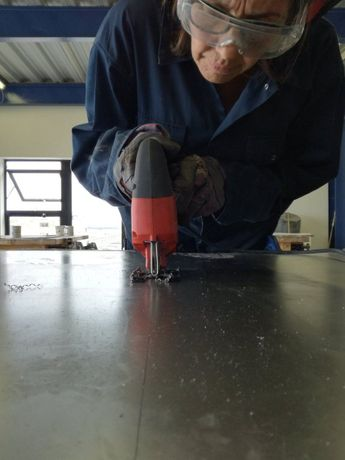 Metal Fabrication for Artists & Designers (Mon 23 & Tues 24 Nov 2020): Image 3