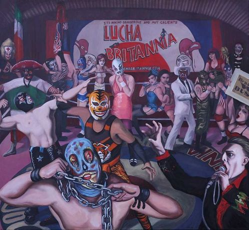Mexico Siniestro ! The Sinister Art of the Mexico's Underground!: Image 0