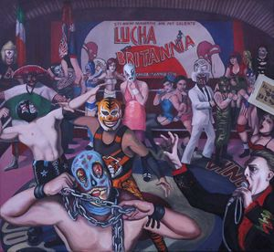 Mexico Siniestro ! The Sinister Art of the Mexico's Underground!
