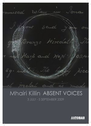 Mhairi Killin - Absent Voices