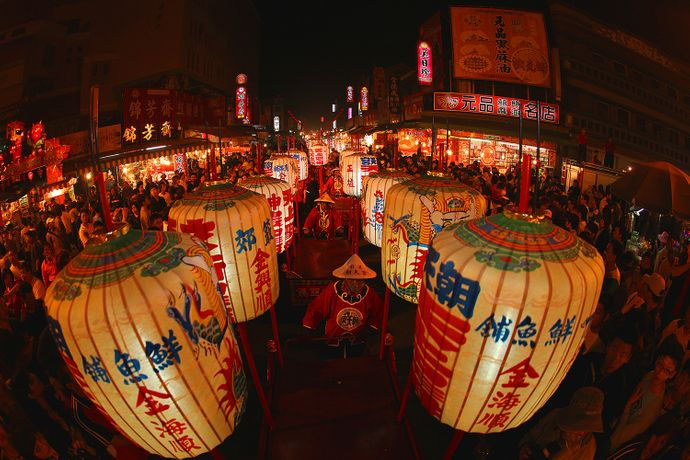 Miao Hui – Temple Festivals and Folk Cultures in Taiwan: Image 2
