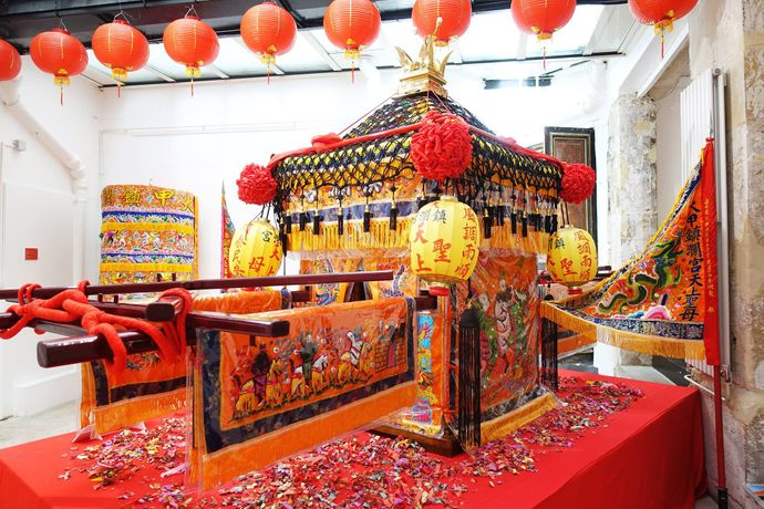 Miao Hui – Temple Festivals and Folk Cultures in Taiwan: Image 3
