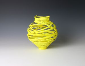 Michael Eden: Yellow Vortex