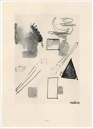Michael Krebber & Albert Oehlen. Works on Works on Paper