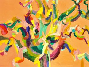 Michelle Dovey: The Colourful Sausage Trees