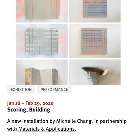 Michelle Chang, in partnership with Materials & Applications.