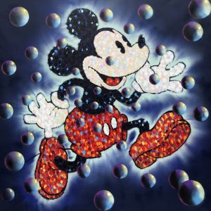 Mickey's UK Art Collective Exhibition