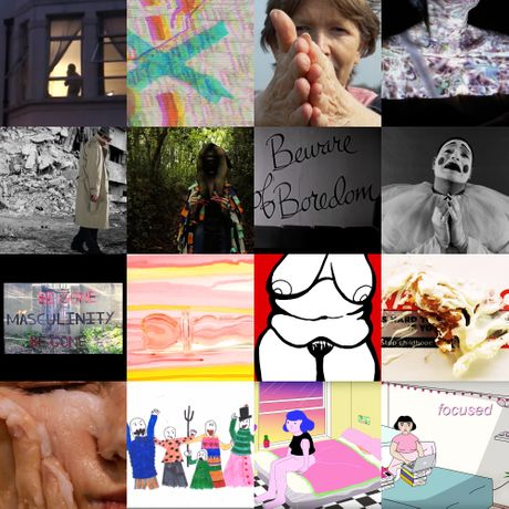 MicroActs 3 • Artist Film Screening: Image 1