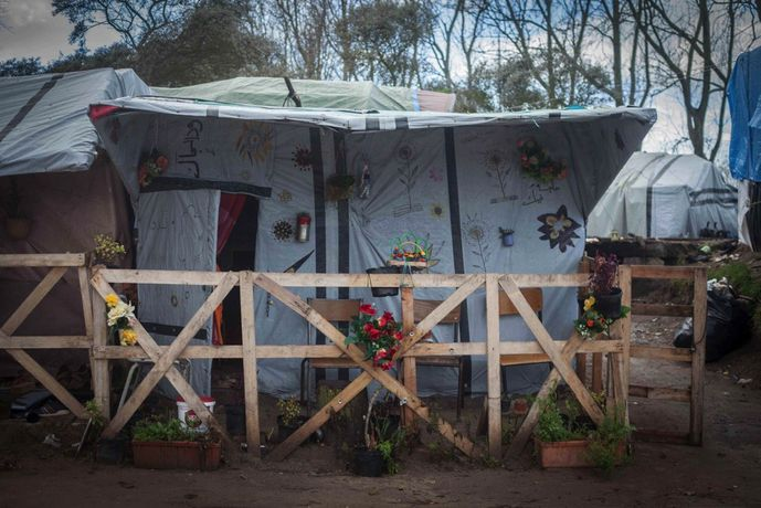 Migration Museum Project: Stories From the Calais Camp: Image 0